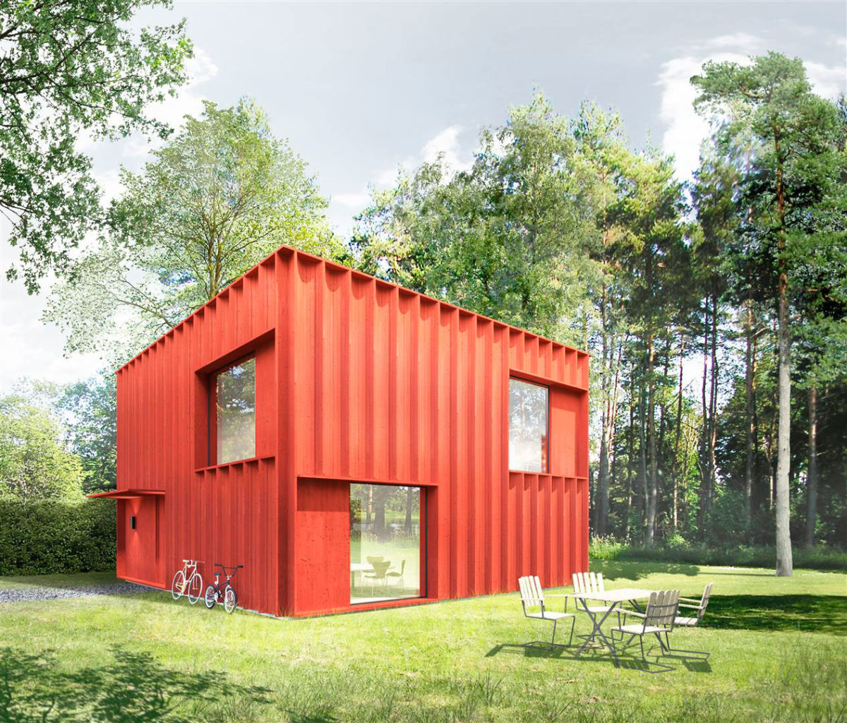 Tham videg rd arkitekter the hemnet home divisare - The house of clicks the visual experiment of swedish architects ...