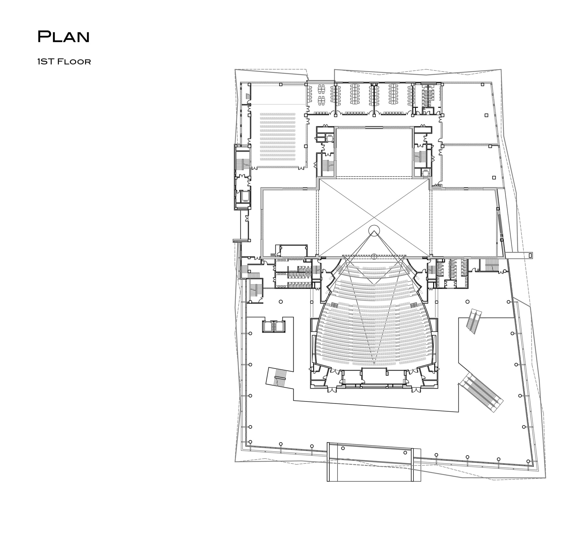 52eb01afe8e44e981a000092 Princess Alexandra Auditorium Associated Architects Llp Floor Plan Details in addition Onyx Brass Velvet Concrete Studio Hermes Corvin Cristian further Preliminary Section Of Main Cinema likewise 262883 Dushe Architectural Design Bayuquan Poly Theater also 20170927152303 tv Lowboard Av Receiver. on acoustic theater design