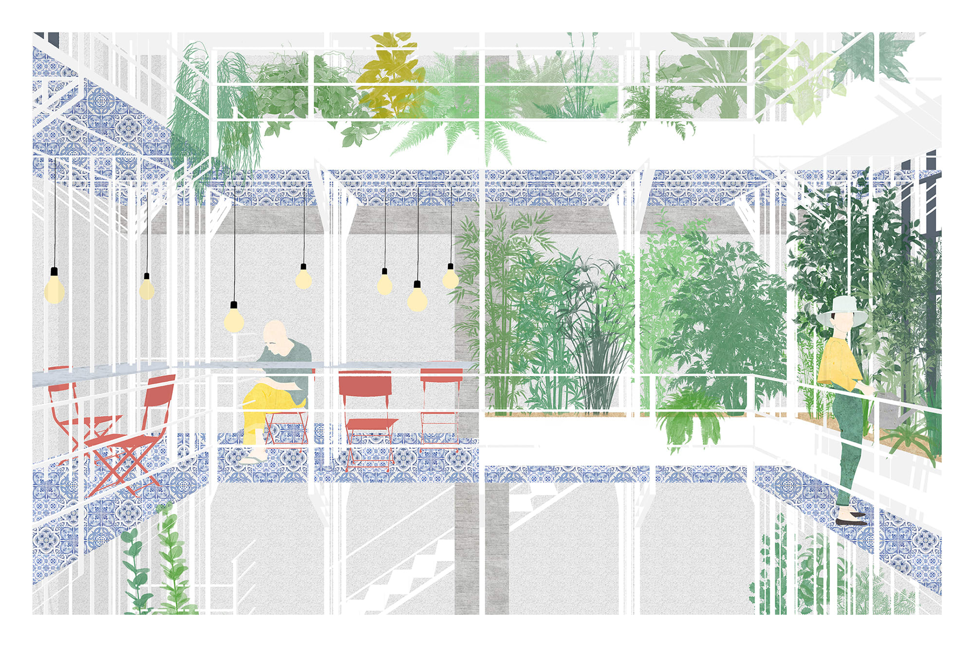 Ideas for cultural centers a collection curated by divisare for Architettura del verde